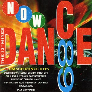 Now dance 89 the 12 mixes uk for Dance music 1989